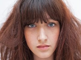 Tips to deal with unruly bangs